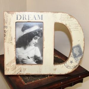 Cute Antique Like Picture Frame